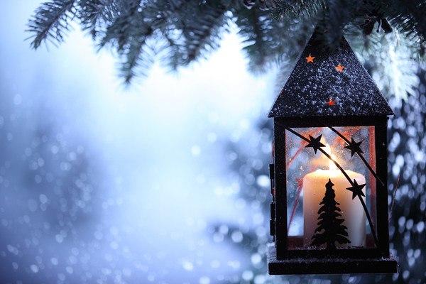 Волшебная зима обои на рабочий стол