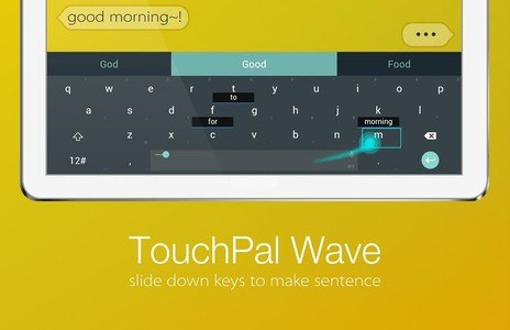 TouchPal -Emoji Keyboard&Theme