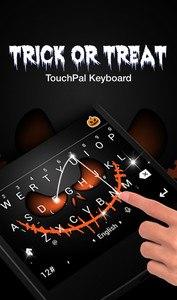 Trick or Treat Keyboard Theme