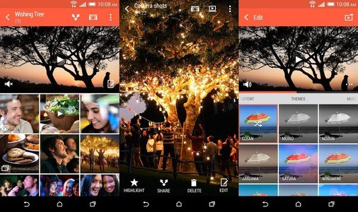HTC Gallery