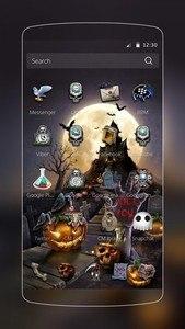 Halloween Night Theme