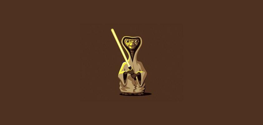 Star Wars ET Jedi