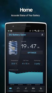 DU Battery Saver丨Power Doctor