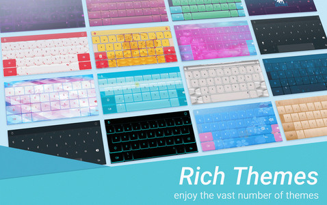 Sparkling Heart Keyboard Theme