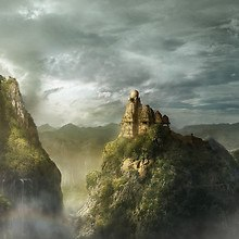 Mountain Castle