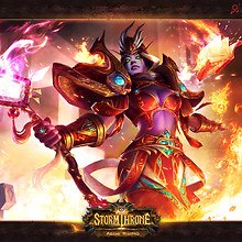 Stormthrone 1