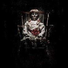 Scary Annabelle Doll