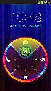Neon GO Locker Theme