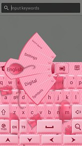 Pink Keyboard Super
