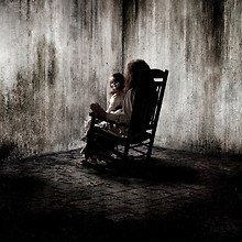 The Conjuring Rocking Chair