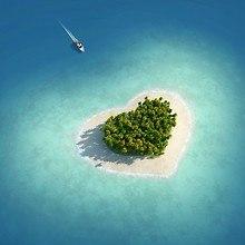 Island Valentine's Day