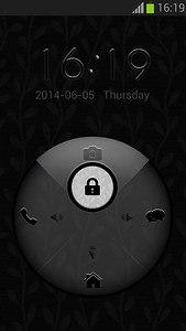 Locker Black
