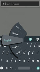 Keyboard Theme for Android L