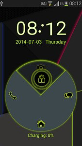 Locker Neon for Android L
