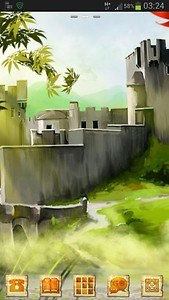 GO Launcher Stronghold Castle