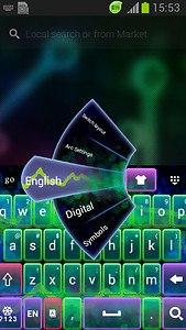 New Keyboard Theme