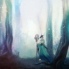 Fantasy Forest Girl