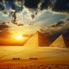 Ancient Pyramids - Egypt