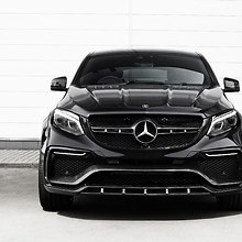 Mercedes-Benz GLE Class Coupe
