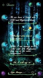 (FREE) GO SMS PRO FAIRY THEME