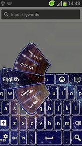 GO Keyboard Galaxy