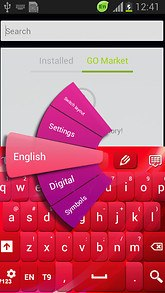 Temptation Keyboard
