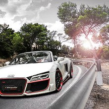 Audi R8 - Regula Tuning