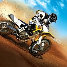 Motocross Dirt Bike