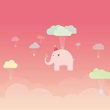 Elephant Pink LG G2