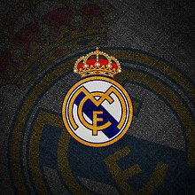 Real Madrid FC Badge Texture