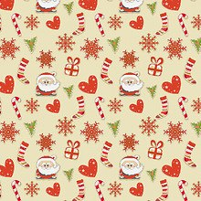 Xmas Stockings Pattern