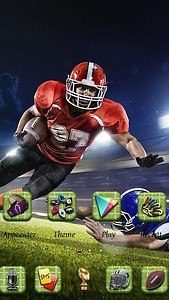 Football GO Launcher Theme