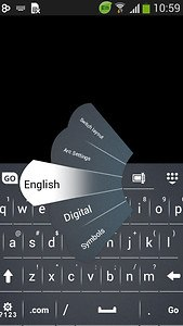 New Keyboard for Android