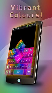 Rainbow Color GO Keyboard