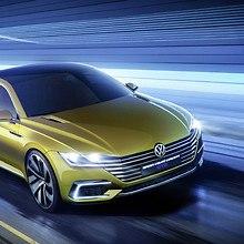 Volkswagen Sport Coupe Concept GTE 2015