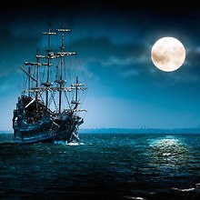 Fantasy Tall Ship