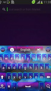 HD Keyboard Space