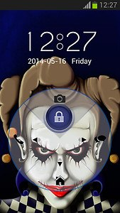 Phone Lock Theme Joker