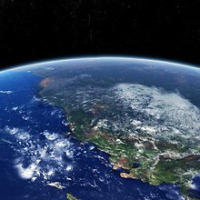 Earth In Widescreen