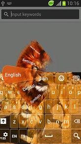 Lion Keyboard