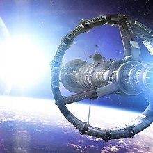 Sci-Fi Space Ship