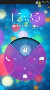 Color Phone Locker
