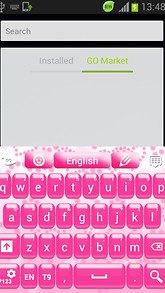 Keyboard Hot Pink Pearl