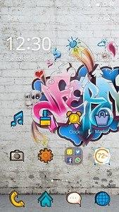 Graffiti Art Theme