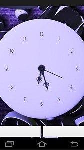 Live Analog Clock