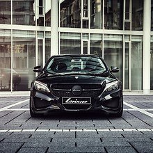 Mercedes-Benz C-Class (W205) Lorinser Body Kit