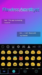 FlawlessAmethyst EmojiTheme