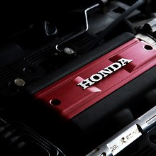 Honda NSX Engine