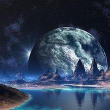 Sci-Fi Planet