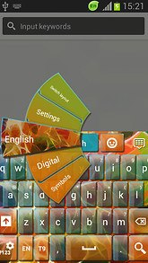 Colors Keyboard